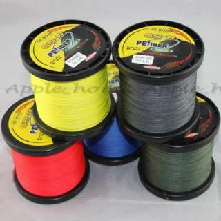 Spuer Strong 100% Dyneema Spectra Braid Fishing Line 1000M 1090 Yard