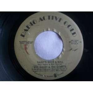 Rock & Roll / Skinny Minnie 7 45 Bill Haley & The Comets Music