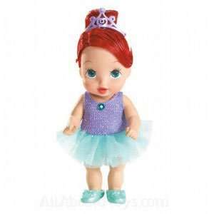 Disney Enchanted Nursery Ariel Ballerina Doll Toys & Games