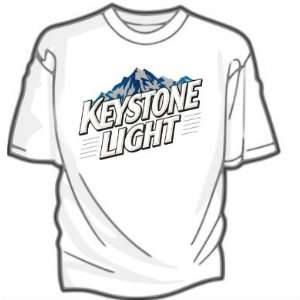 Keystone Light Beer Mens T shirt