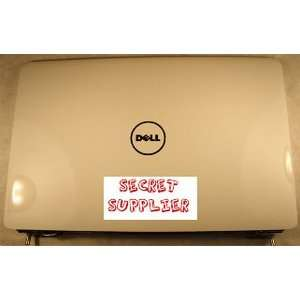 *A* Dell Inspiron 1545 LCD White Back Cover T233P