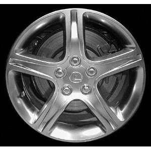 01 03 LEXUS IS300 is 300 ALLOY WHEEL RIM 17 INCH, Diameter 17, Width 7