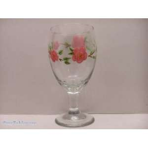 FRANCISCAN DESERT ROSE GLASS ICED BEVERAGE(S) Kitchen