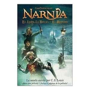 El Leon, la Bruja y el Ropero (Narnia) (Spanish Edition