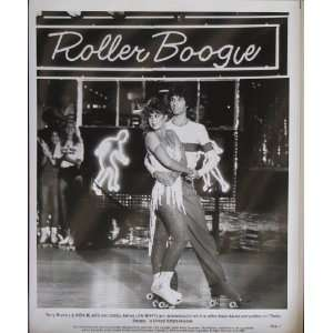 Linda Blair & Jim Bray In Roller Boogie , Original 1979