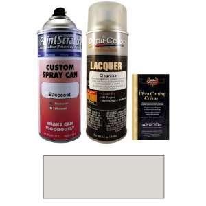 12.5 Oz. Diamond Silver Metallic Spray Can Paint Kit for