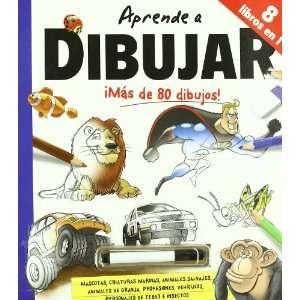 Aprende a Dibujar: ¡mas de 80 Dibujos! (9788428537001