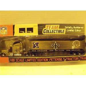 Edition 180 Scale Die cast Peterbilt Tractor Trailer Toys & Games
