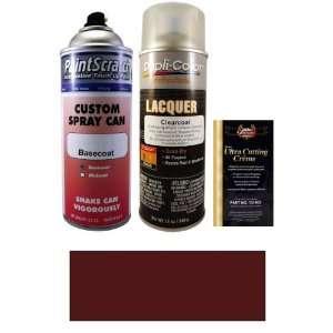 12.5 Oz. Dark Carmine Metallic Spray Can Paint Kit for 1978 Chevrolet