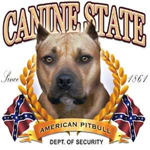Dixie Rebel Dogs  CANINE PIT