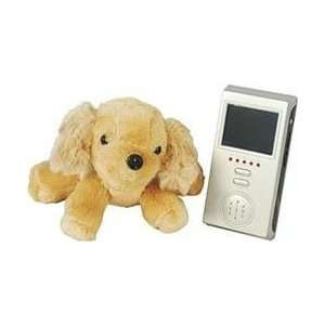 On TV 2.4Ghz Wireless Dog Baby Monitor Camera Patio, Lawn & Garden