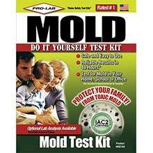 NEW! Pro Lab Mold Test Kit *Do It Yourself* #M0109