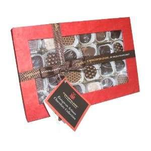 Piece Valentine Chocolate Gift Box  Grocery & Gourmet Food