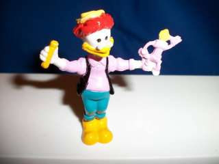 DONALD DUCK Disney PANINI ITALY Figure GYRO GEARLOOSE