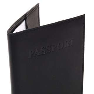 New Passport Cover Travel Case Durable Soft Lambskin Leather By Alpine