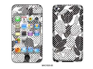 Rock & Roll Sticker Skin Cover For iPod Touch 4 4G 4th