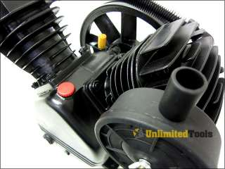 AIR COMPRESSOR PUMP 140PSI TWIN CYLINDER FOR 3HP MOTOR