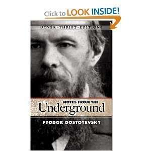 Notes from the Underground Publisher Dover Publications  N/A  Books