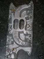 EDELBROCK F4B FORD 289 302 4V INTAKE MANIFOLD
