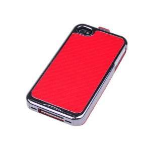 Red Durable Electroplating Stick Skin Seats Lines Cover