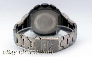 CASIO PROTREK TITANIUM 3xSENSOR COMPASS WATCH PRG130T
