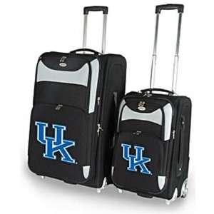Kentucky Wildcats UK NCAA Two Piece Luggage Set Sports