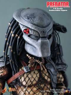 HOT TOYS Original PREDATOR 14 Figure Sideshow collectible MMS90