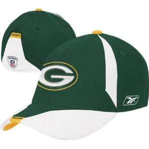 Green Bay Packers NFL Official Player Flex Fit Hat Sports