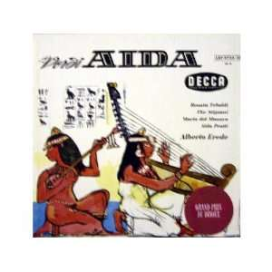 , Mario del Monaco, Aldo Protti Alberto Erede Renata Tebaldi: Music