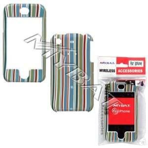 APPLE iPhone Kiwi Stripes Phone Protector Cover