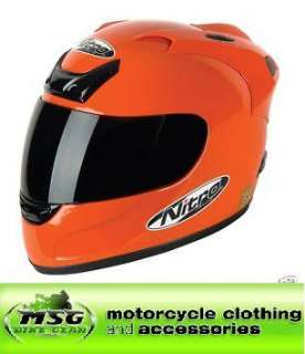 nitro n250 vx motorcycle powerboat helmet polycarbonate outer shell