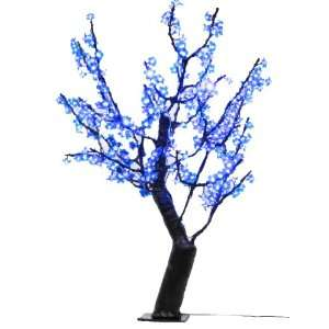 Line Gift Ltd. 39022 BL 48 Inch high LED Indoor/ outdoor Lighted Trees