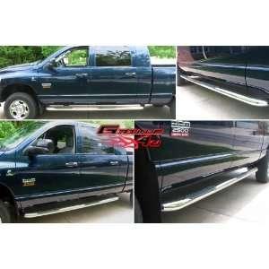 06 09 Dodge Ram Mega Cab S/S Nerf Bars Automotive