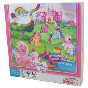 My Little Pony   Board Game   RAINBOW ADVENTURES Toys & Games