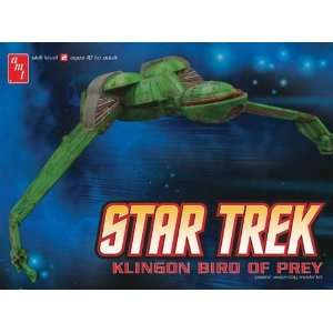 AMT664 1/350 Star Trek Klingon Bird of Prey: Toys & Games