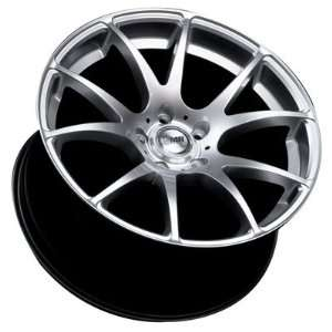 Wheels V713 Wheels   19x9.5 ET22 5x120 72.6   Hyper Silver Automotive