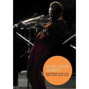 NEW opean Tour 1967 (DVD): Miles Davis Quintet: Movies