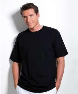 Kustom Kit Plain WHITE BLACK BLUE Cotton Tee T Shirt