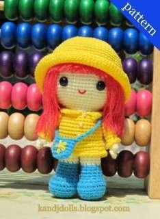 Cheshire Cat Amigurumi Crochet Pattern : BABY CROCHET DOLL PATTERN REBORN CROCHET PATTERNS #65