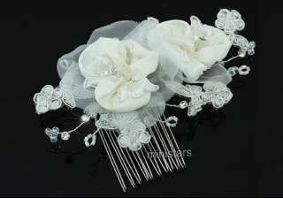 swan logo on it fantastic hair accessories for weddings proms parties