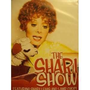 DVD The SHARI SHOW Featuring Shari Lewis & Lamb Chop