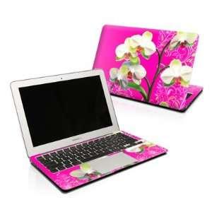 Hot Pink Pop Design Protector Skin Decal Sticker for Apple MacBook Pro