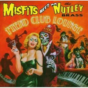 Fiend Club Lounge: Misfits Meet The Nutley Brass: Music