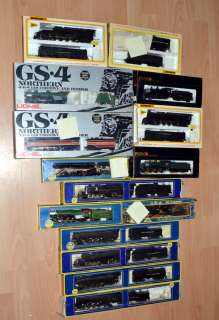 HUGE Locomotive Hoard Lionel AHM PEMCO HO Scale [MY4XP22]