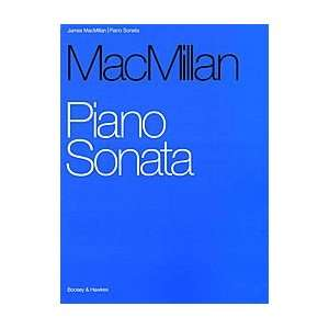 Piano Sonata Composer James MacMillan
