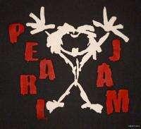 PEARL JAM Vintage Concert SHIRT 90s TOUR T RARE ORIGINAL TEN