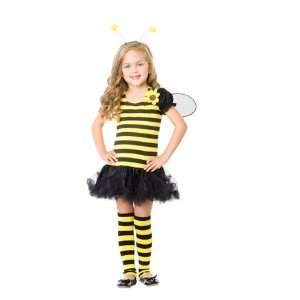 Honey Bee Child Costume Small (4 6) Toys & Games