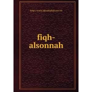 fiqh alsonnah http//www.almaktabah.net/vb Books