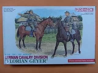 Dragon 1/35 German Cavalry Division Florian Geyer 6046