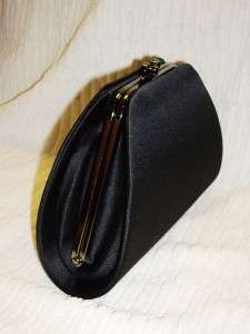 Silk Satin Classic Bag Clutch Purse~Made in Florence, Italy